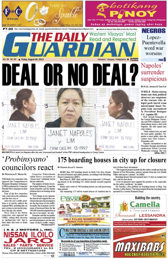front page for aug3013